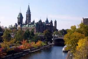 Ottawa-City-In-Canada