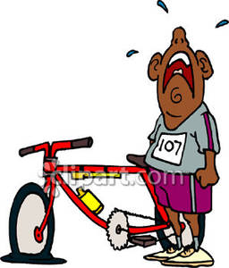Bike_Racer_With_A_Flat_Tire_Royalty_Free_Clipart_Picture_090113-114915-147048