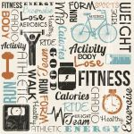 19625997-grunge-fitness-background-vintage-style-vector-illustration-Stock-Vector