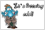 freezing-cold