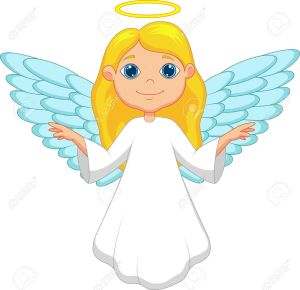 19864841-White-angel-cartoon-Stock-Vector-christmas